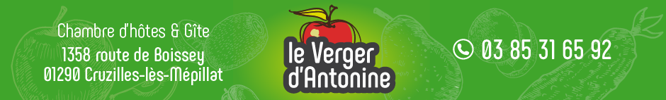 Le Verger d'Antonine